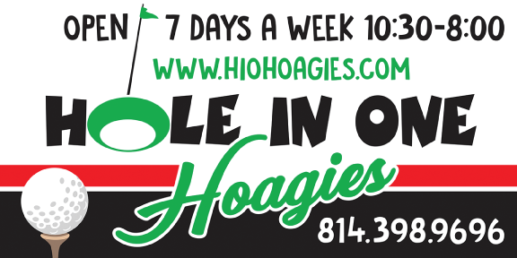 Hole in One Hoagies – Cambridge Springs, PA